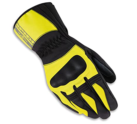 Spidi B51-486 Gants Voyager H2Out, Jaune Fluo, Taille : M