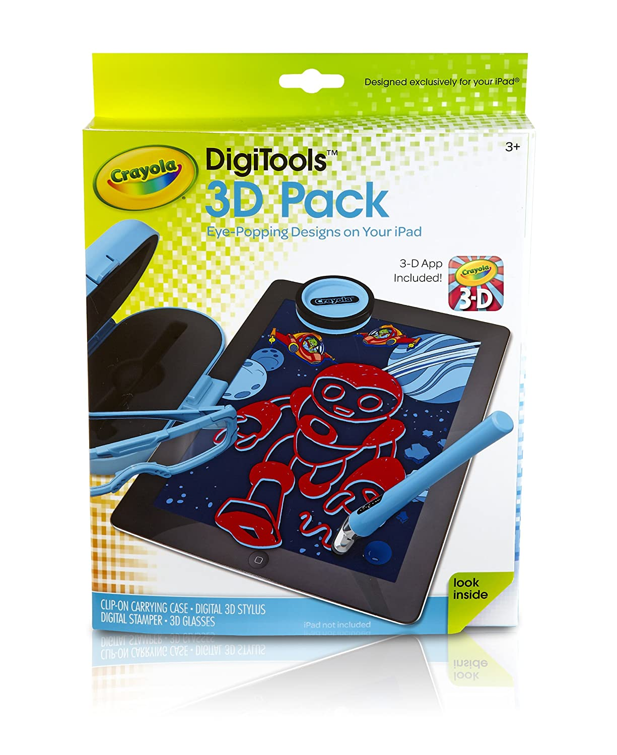 Crayola DigiTools 3D Effects Creativity Pack