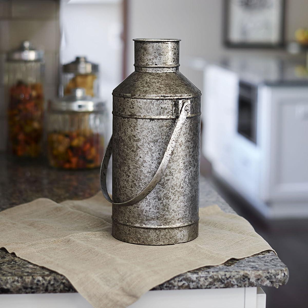Vintage Style Milk Vase