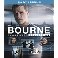 The Bourne on Blu-ray