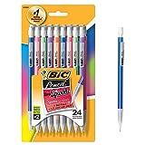 BIC Xtra-Sparkle Mechanical Pencil SDX2, Medium Point (0.7 mm), 120-Count (Tamaño: 120 Pack)