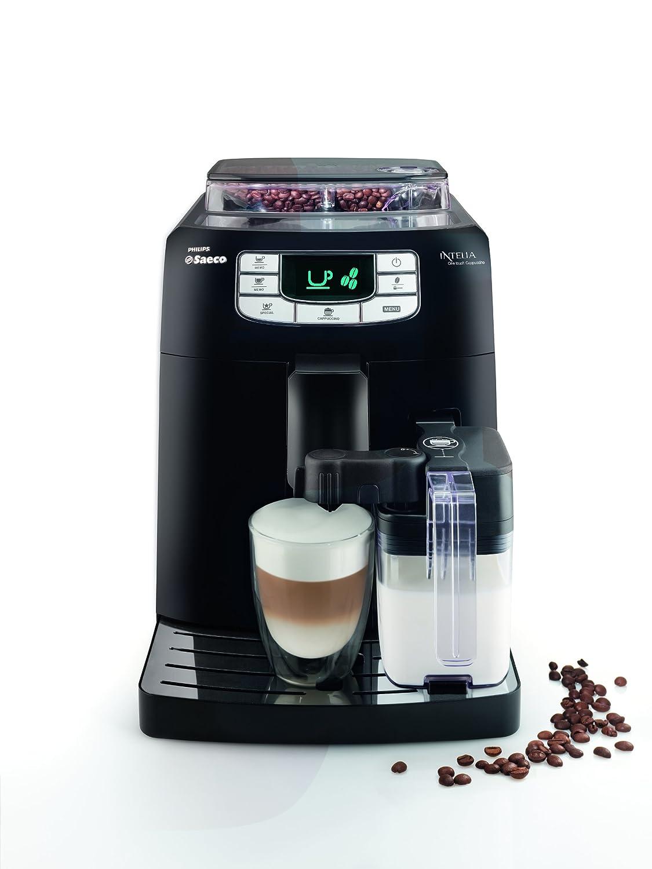Cafetera Saeco espresso