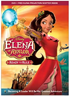 Book Cover: Elena Of Avalor: Ready To Rule