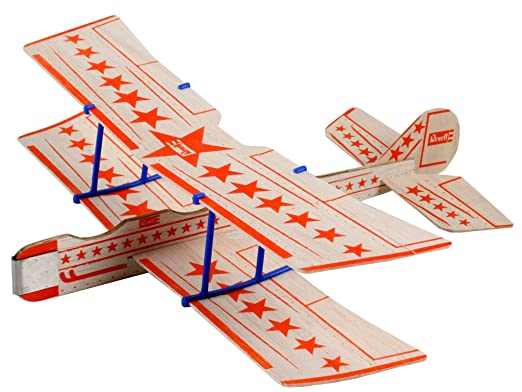 Revell - 24308 - Maquette - Aviation - Biplan Balsa