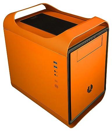 BitFenix Prodigy M Boîtier PC Micro ATX Orange