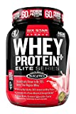 Six Star Pro Nutrition Elite Series Whey Protein Powder 2lb Strawberry
