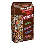MARS Chocolate-Mini Chocolate Favorites Variety Pack-Contains: SNICKERS, TWIX, 3 MUSKETEERS, MILKY WAY-240 Mini Size Packets (Tamaño: 67.2-oz., 240-Piece Bag)