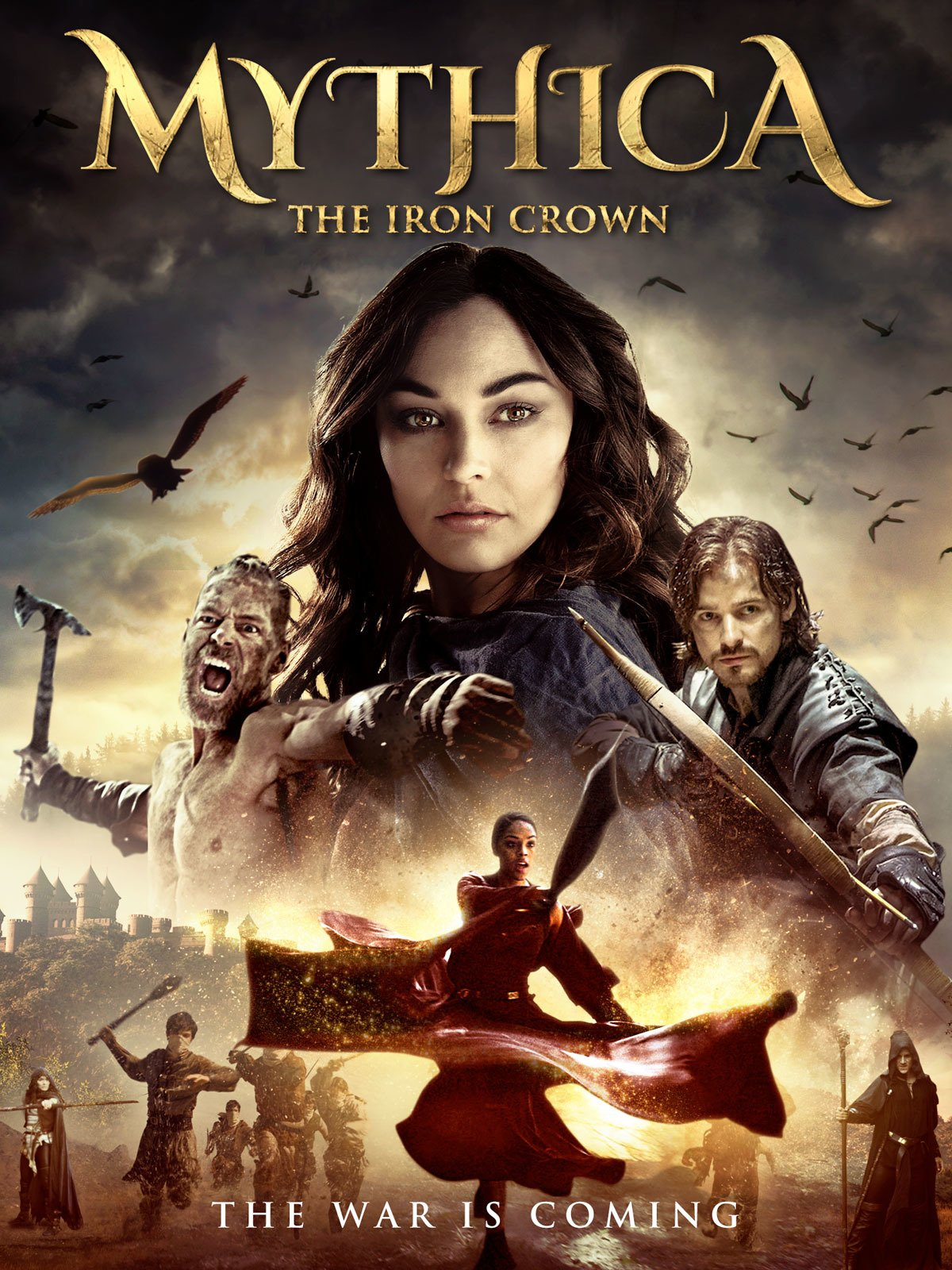 Mythica: The Iron Crown
