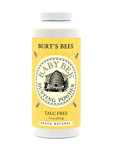 Burt's Bees小蜜蜂婴儿爽身粉