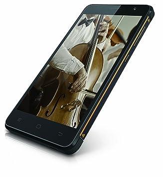 Hisense G610 Smartphone débloqué 3G+ (Ecran: 5 pouces - 16 Go - Simple Micro-SIM - Android 4.4 KitKat) Noir