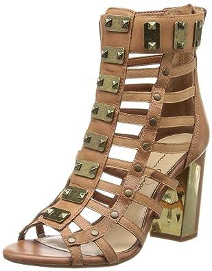 Ladies Designer Jessica Simpson WoJustinah Gladiator Sandal Cheap Sale More Collections