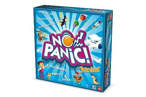 Goliath - 70322.012 - Jeux de société - No Panic Junior