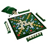Mattel 746775260682 Scrabble Original (Color: One Colour, Tamaño: One Size)