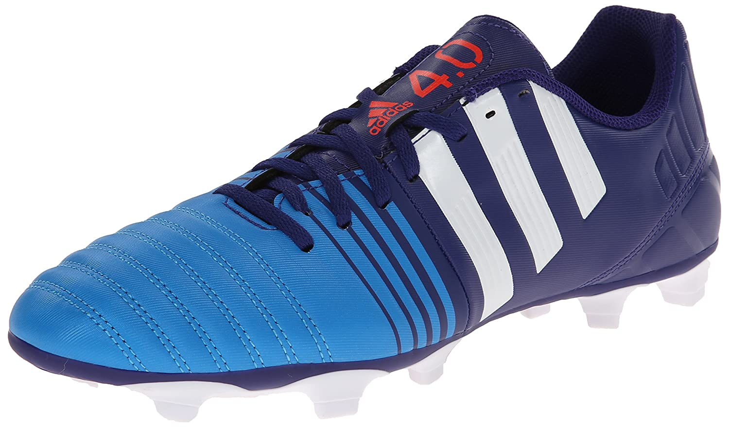 adidas Performance Men's Nitrocharge 4.0 FG Soccer Shoe adidas performance men s predito instinct fg soccer shoe