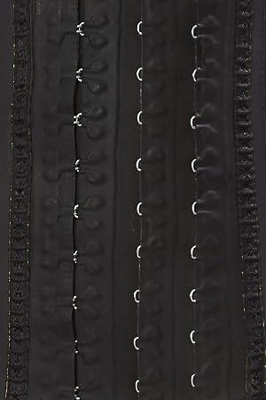 77476d91b7 Lady Slim Fajas Colombiana Latex Waist Cincher Trainer Trimmer Corset  Weight Loss Shaper Black V2 XS