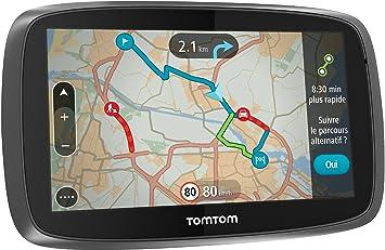 4.3 Indicatore di Corsia TomTom Via 130 Europa Chiamate in Vivavoce Speak/&Go IQ Routes