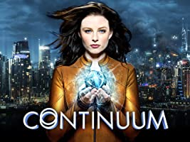 Continuum Season 1 [HD]