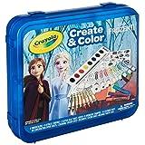 Frozen 2 Art Set, Arts & Crafts, Gift for Kids, Ages 5, 6, 7, 8 (Color: Multi)