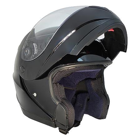 Motorx 4290150 Casque de moto à visière taille M