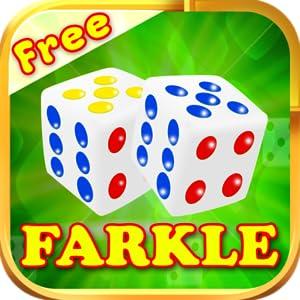 Farkle Blitz Free HD - 10000 Dice Addict with Friends Buddies App by Satyadev Ashok Mahalingashetty