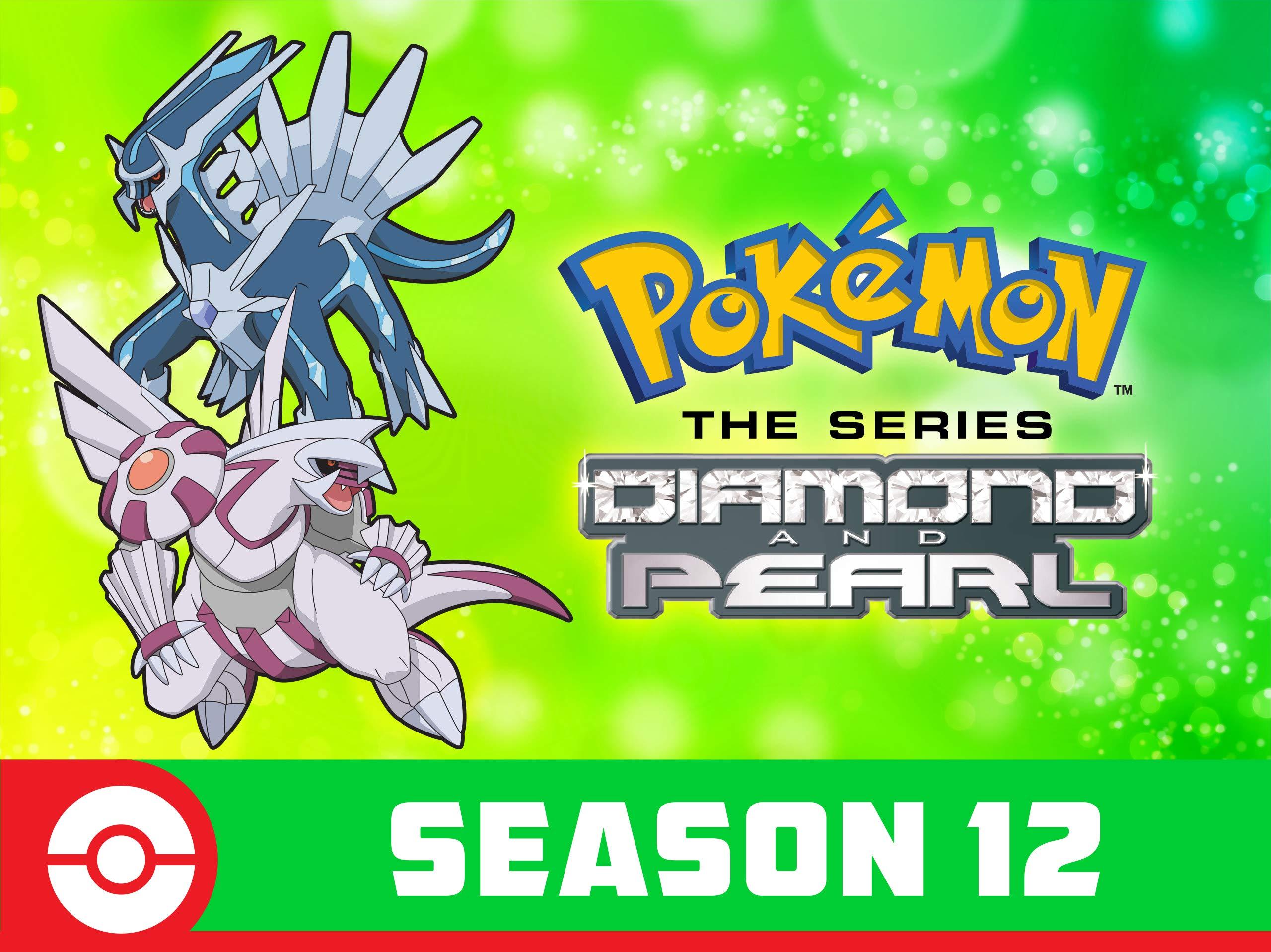 Pokémon the Series: Diamond and Pearl on Amazon Prime Video UK