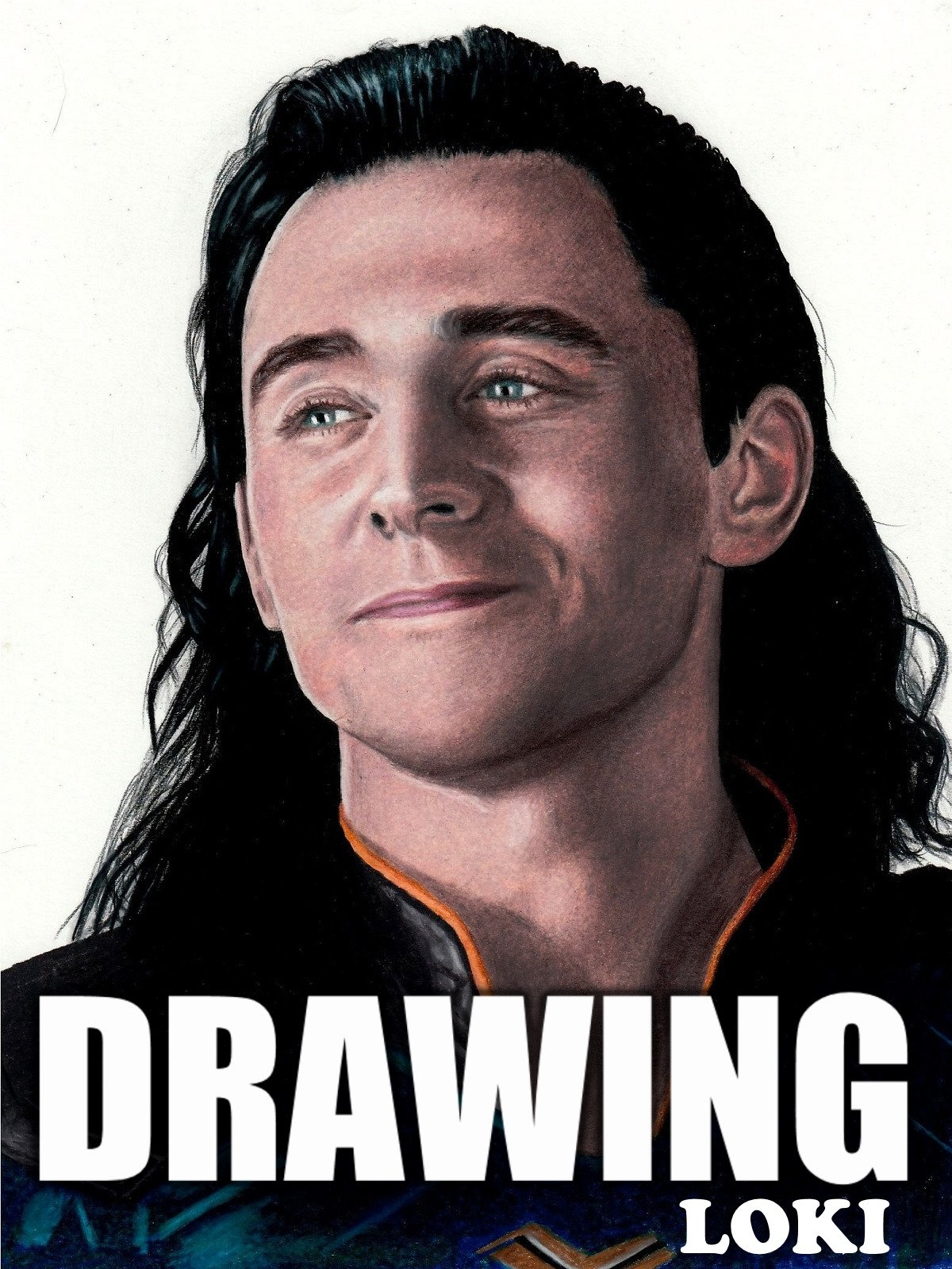 Clip: Drawing Loki