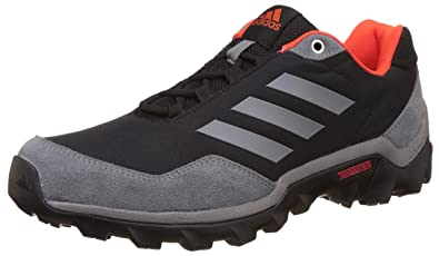adidas Men's Cape Rock Ind Cblack, Visgre and Energy Trekking and Hiking Boots 6