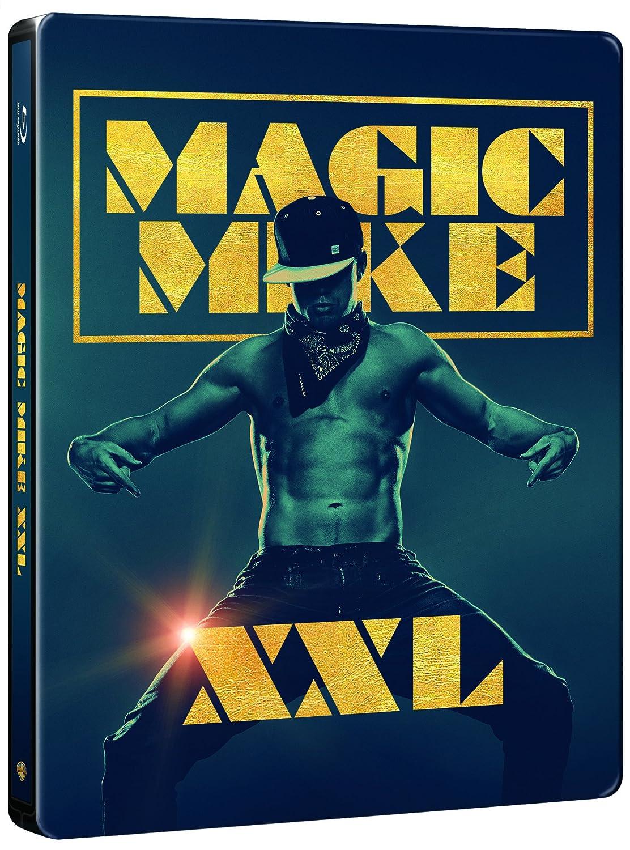 マジック・マイク XXL スチールブック