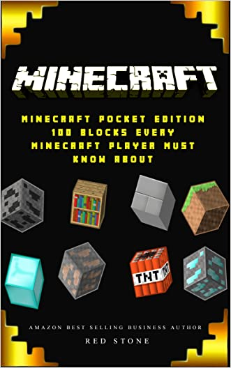 Minecraft: Minecraft Pocket Edition 100 Blocks Every Minecraft Player Must Know: Minecraft Seeds