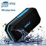 Shower Bluetooth Wireless Speakers Waterproof IPX5 With HD Enhanced Bass Outdoor Wireless Portable Phone Speakers Built-in Mic Support AUX TF Card USB for iPhone iPad Android Phones Computer Etc.
