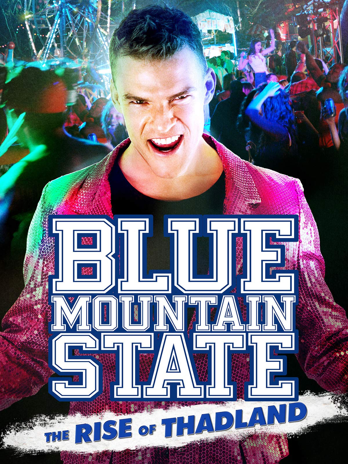 Blue Mountain State: The Rise Of Thadland on Amazon Prime Video UK