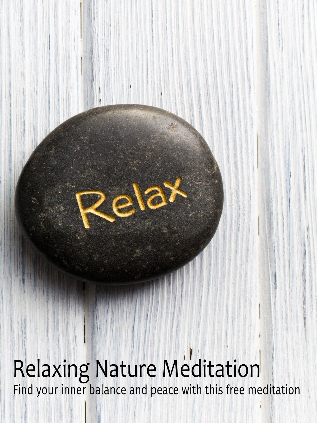 Relaxing Nature Meditation on Amazon Prime Instant Video UK