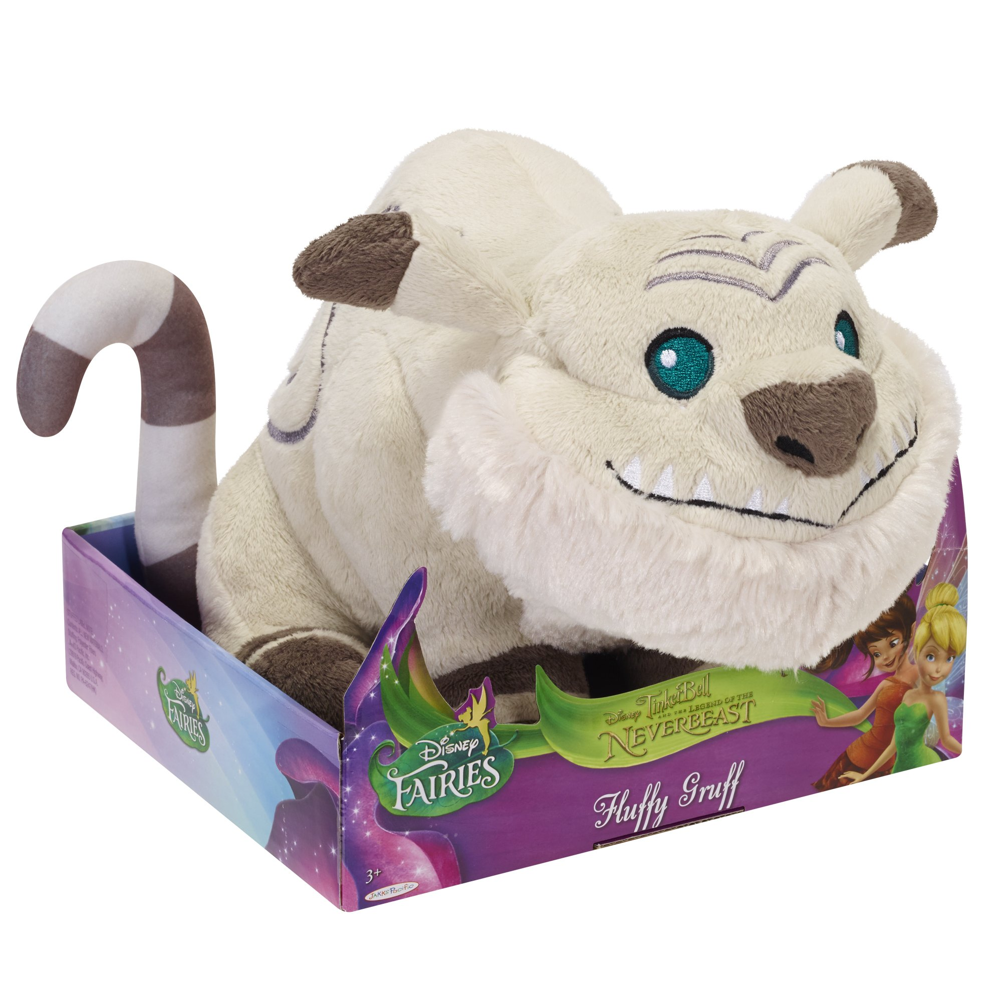 Disney Fairies Gruff NeverBeast Plush