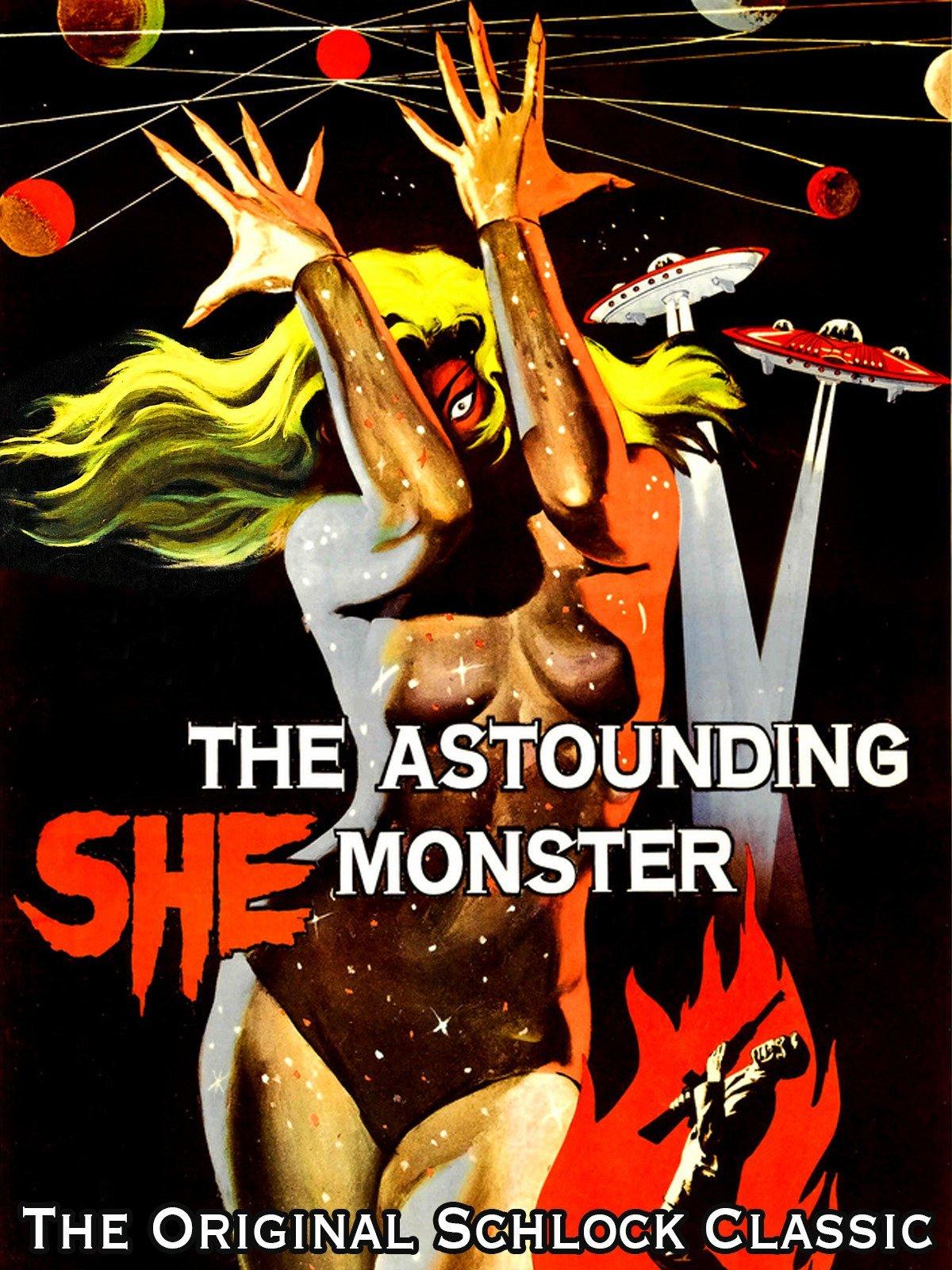 Astounding She Monster on Amazon Prime Video UK