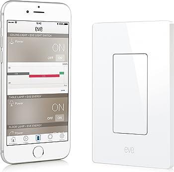 Elgato Eve Wireless Smart Light Switch