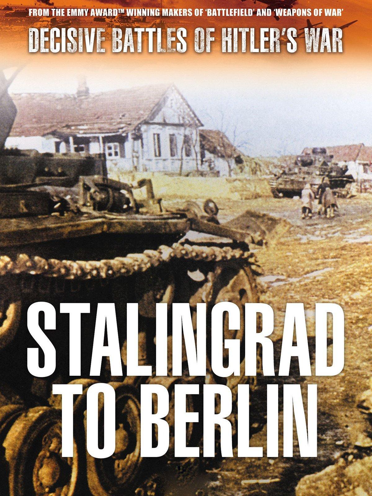 Decisive Battles of Hitler's War: The Battle For Berlin