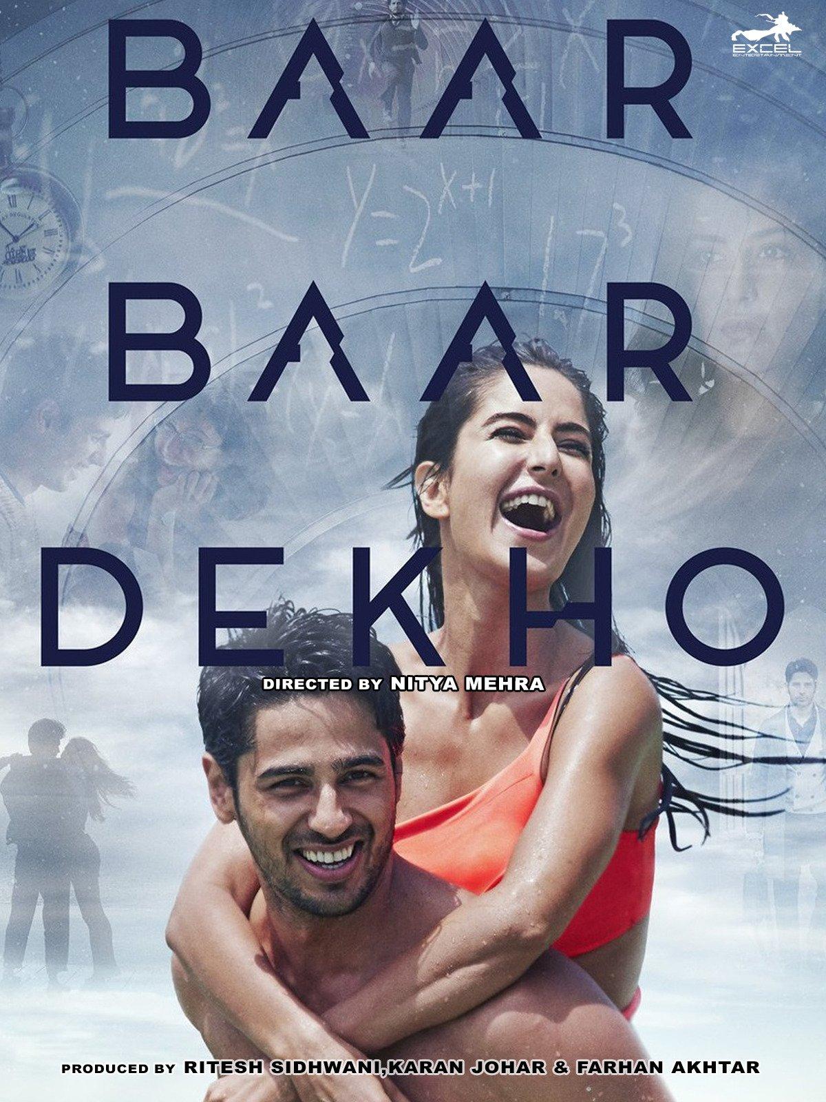 Baar Baar Dekho on Amazon Prime Instant Video UK