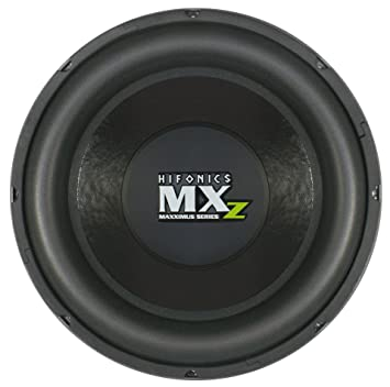 HIFONICS MAXXIMUS-WOOFER MXZ-12D2