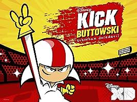 Kick Buttowski: Suburban Daredevil Volume 4