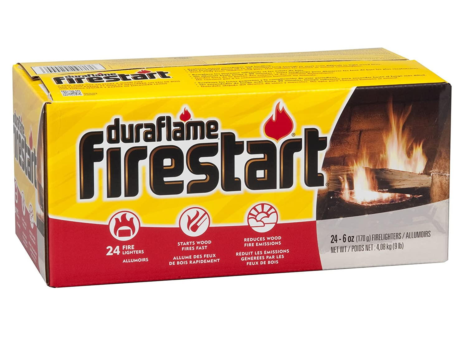 Duraflame 2444 Firestart Firelighters
