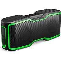 AOMAIS Sport II Portable Wireless Bluetooth Speakers (Green / Orange)