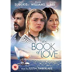 The Book Of Love - Starring Maisie Williams, Jessica Biel, Jason Sudeikis and Mary Steenburgen