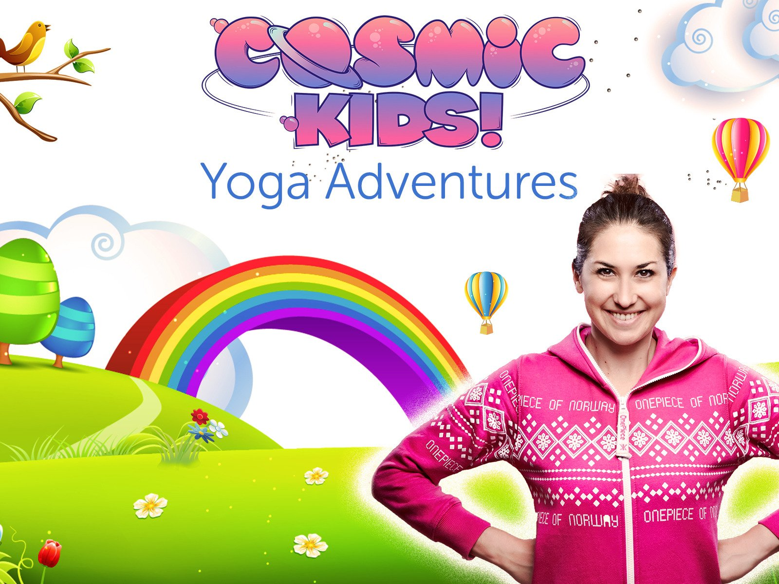 Watch Cosmic Kids Yoga Adventures On Amazon Prime Video Uk Newonamzprimeuk