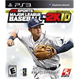 Major League Baseball 2K10 (Color: One Color, Tamaño: One Size)