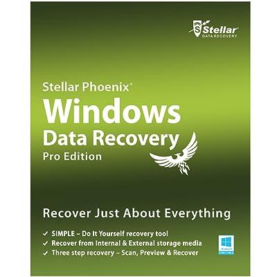 Stellar Phoenix Windows Data Recovery Professional [Download]