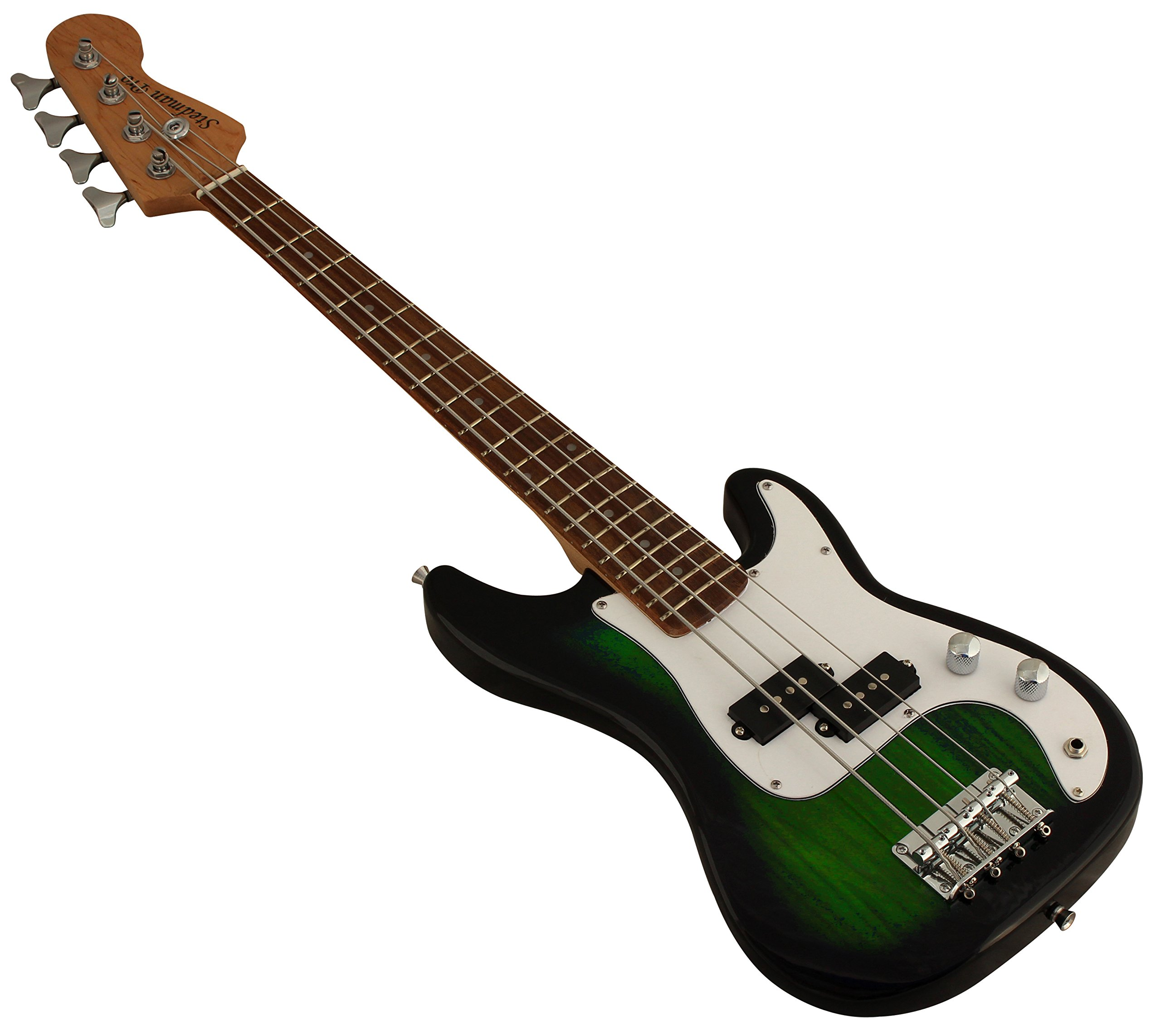 galleon electric bass guitar small scale 36 inch childrens bass with 5 watt amp. Black Bedroom Furniture Sets. Home Design Ideas