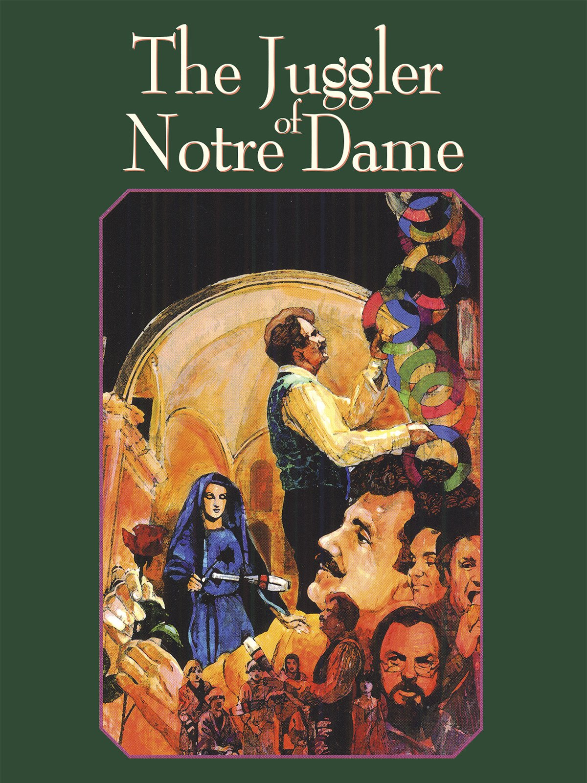 Juggler Of Notre Dame on Amazon Prime Instant Video UK