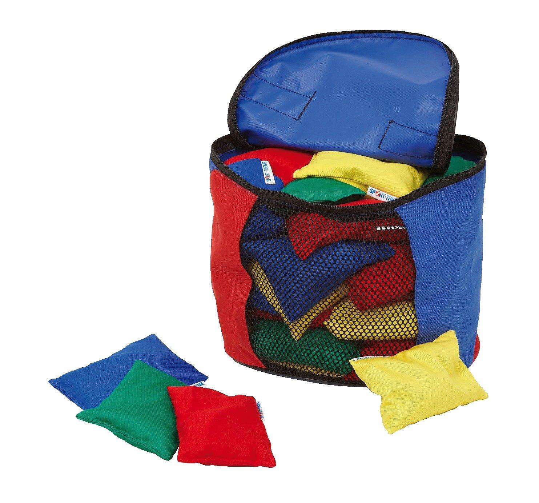 Sport-Thieme Set Bohnensäckchen mit Tasche Nicht waschbar mit Bohnen gefüllt, 120 g, ca. 15×10 cm jetzt kaufen