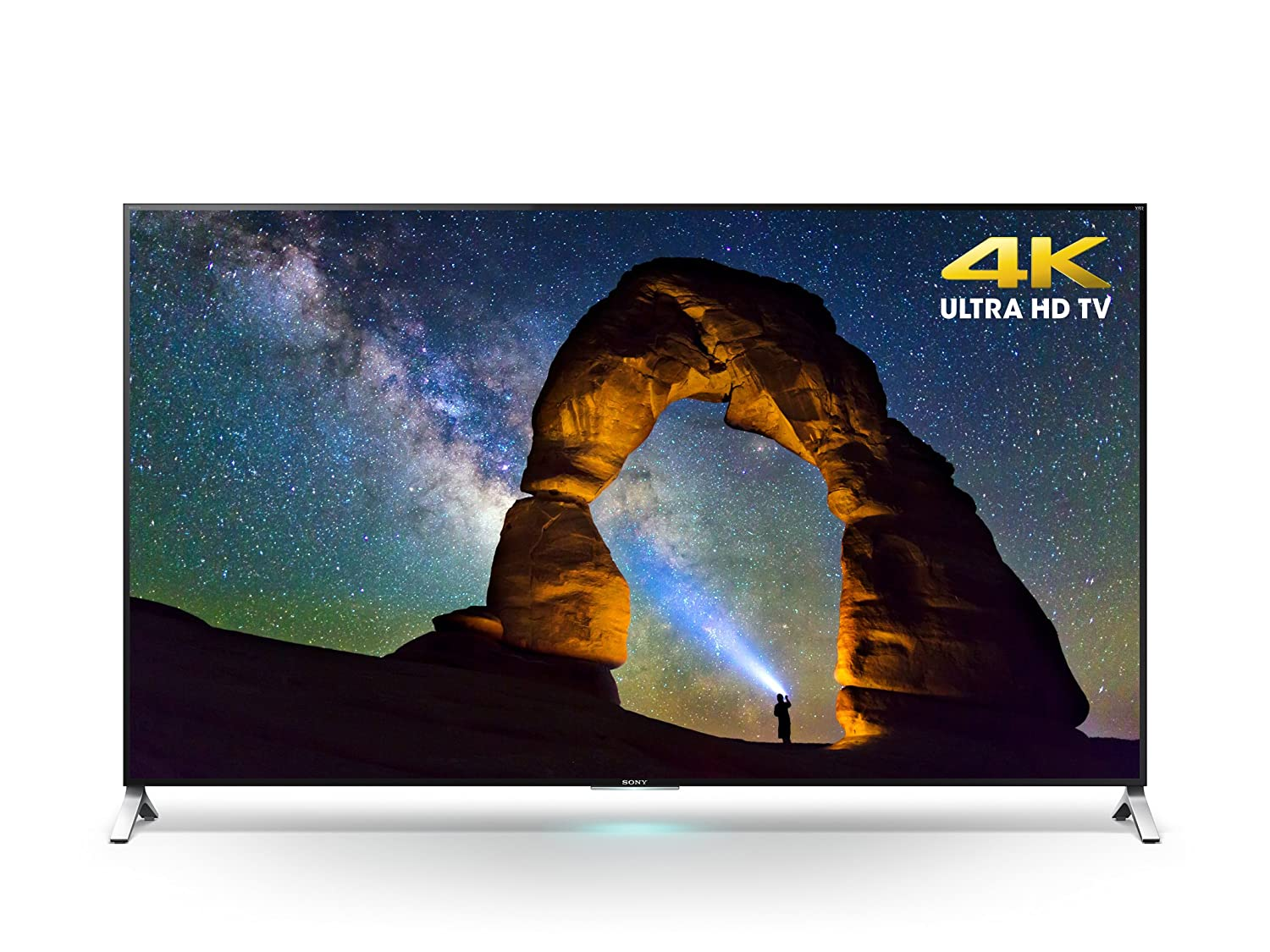 Sony XBR75X910C 75-Inch 4K Ultra HD 3D Smart LED TV (2015 Model)
