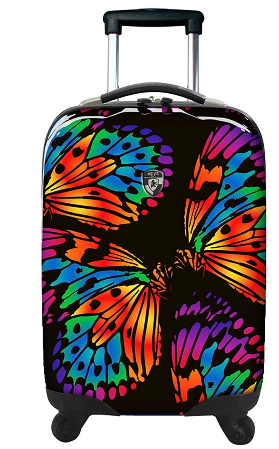 Heys - Novus Art Butterfly Ink Trolley mit 4 Rollen Gross